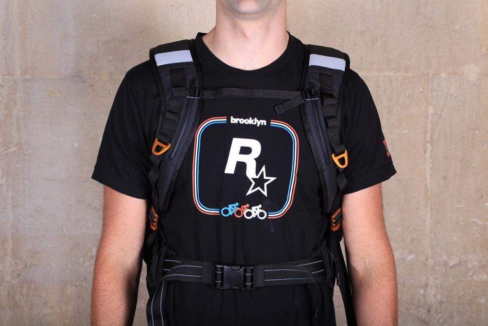Showers Pass Utility Waterproof Backpack - straps.jpg