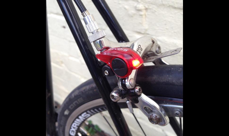 Review Sigma Rear Brake Light Road Cc