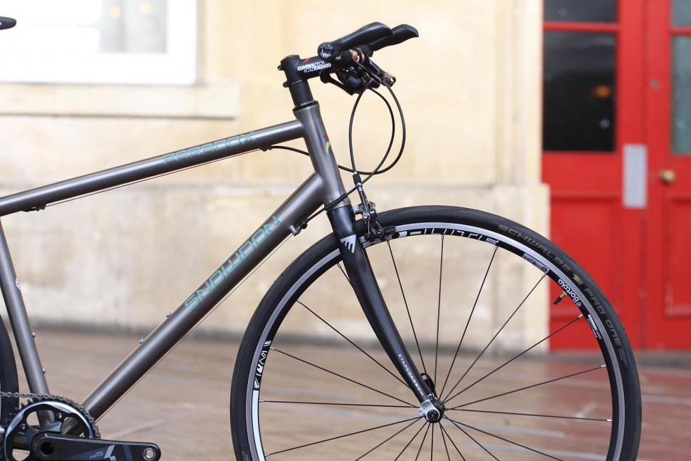 Review First Ride Review Snowdon Paradox Road Cc