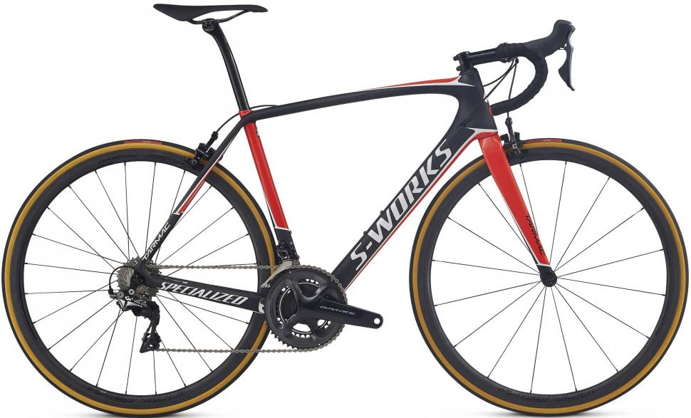 specialized sworks tarmac duraace 2017 road bike carbon