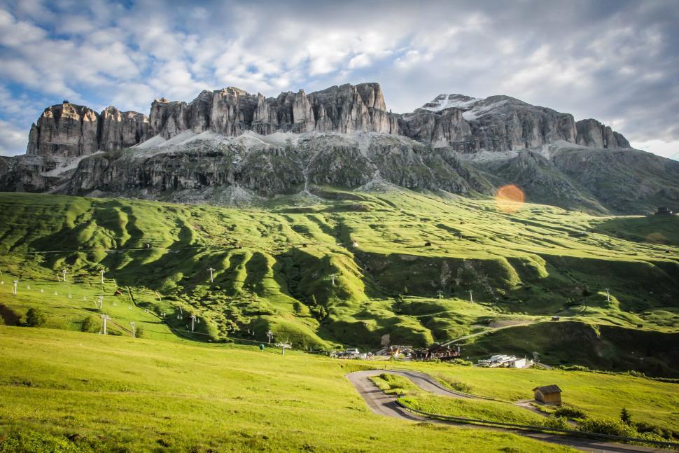 Maratona dles Dolomites - scenic