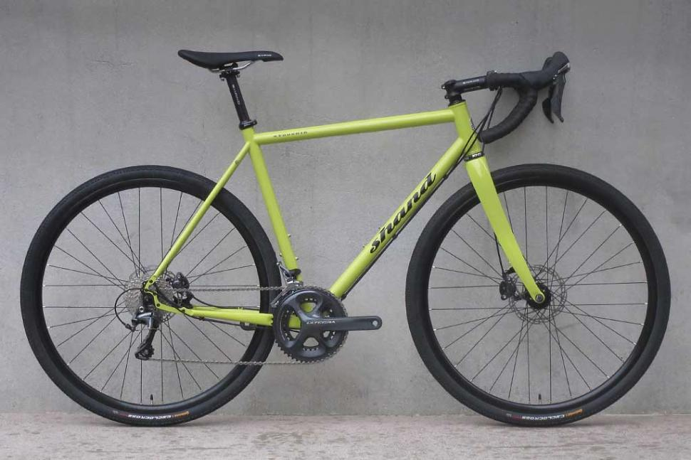 Shand Launches New Stooshie And Drove Steel Road Bikes For