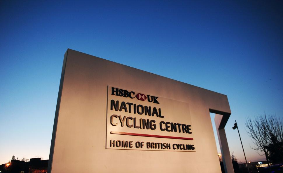 HSBC UK National Cycling Centre (picture copyright British Cycling)