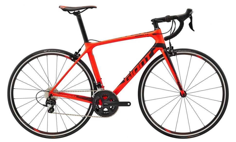 5 Pcs-New Original GIANT NUMEN TL Aero Bike Bicycle Cycling Red Tail Rear Light