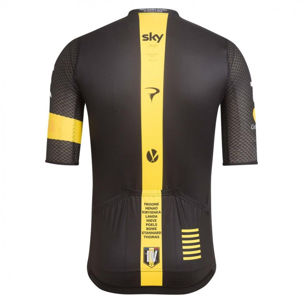 cf8bbb989 Now you can look like Chris Froome as Rapha unveil Team Sky IV ...