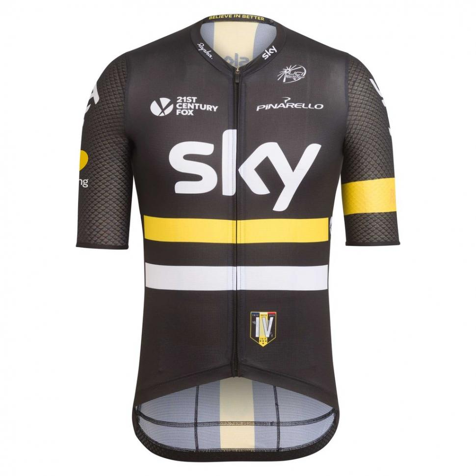 b69ad9d31 Now you can look like Chris Froome as Rapha unveil Team Sky IV ...