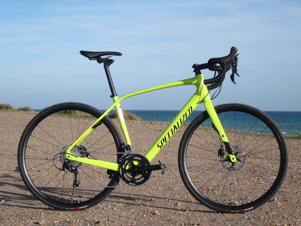 Review Specialized Diverge Comp Carbon Adventure Bike