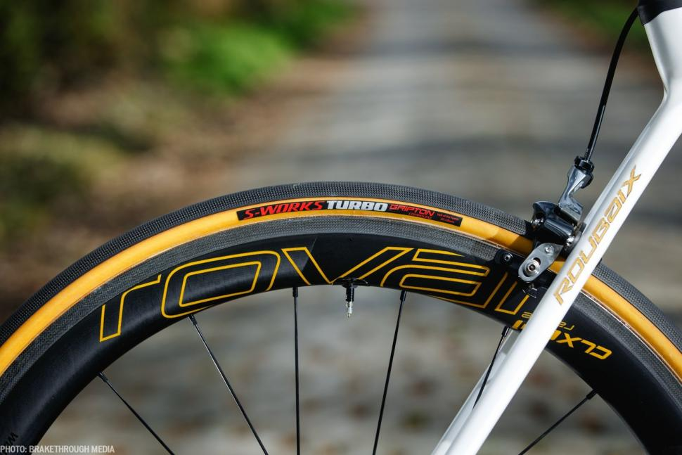 Specialized unveil S-Works Hell of the North 28mm tyres at ...