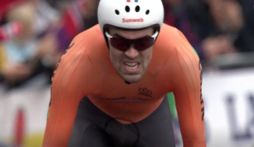 Froome third in world championship time-trial