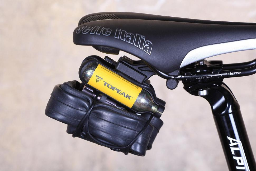 Review Topeak Airbooster Extreme