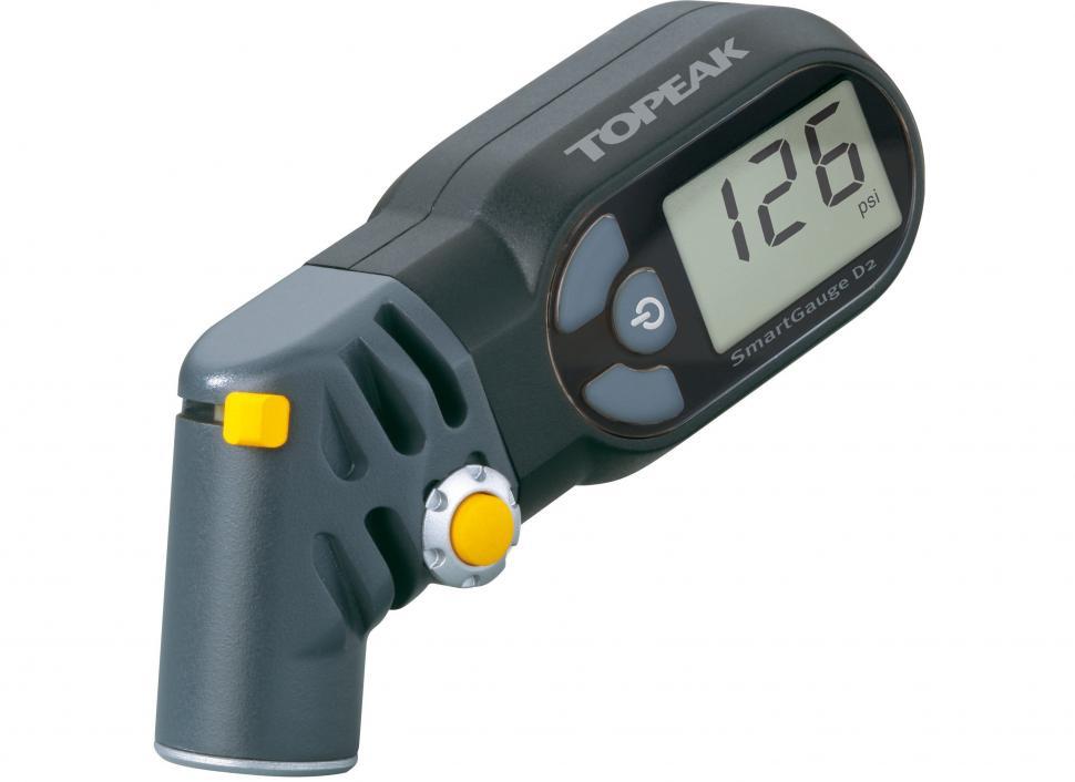 Измеритель давления в камерах велосипеда