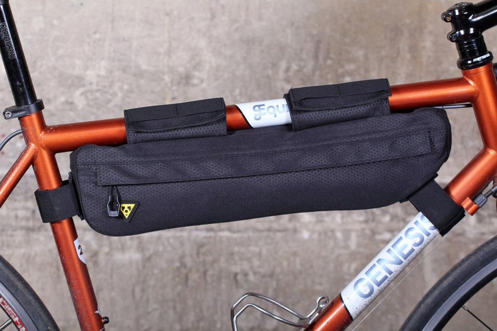 Review Topeak Midloader Frame Bag Road Cc