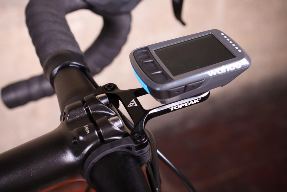 Topeak Ridecase Center Mount With Sports Camera and Gear Adapters - with Garmin mount 2.jpg
