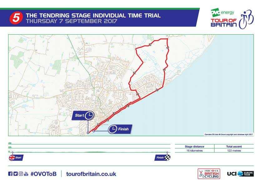Stage of Tour of Britain to be held in North Lincolnshire