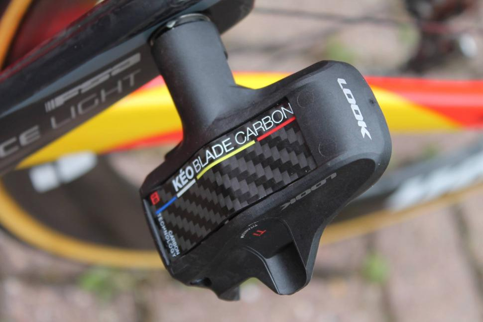 Tour Tech 2017 - pedals Voeckler Look Keo Blade carbon - 1.jpg