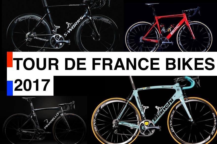 Tour De France Bikes 2017 Road Cc