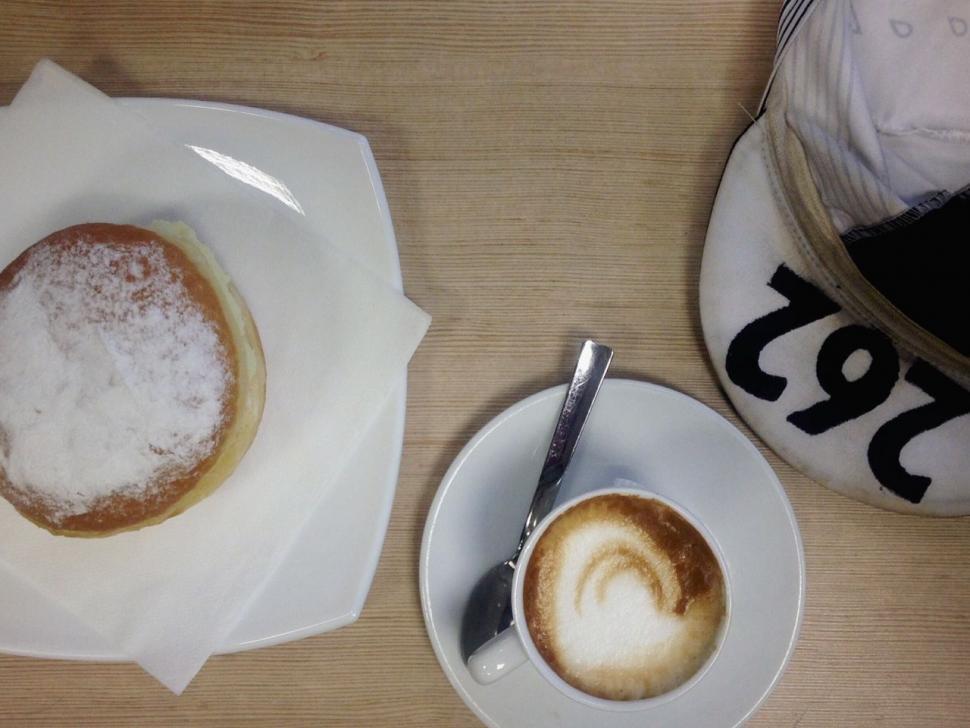 Transcontinental 2017 - Coffee and Bun.jpg