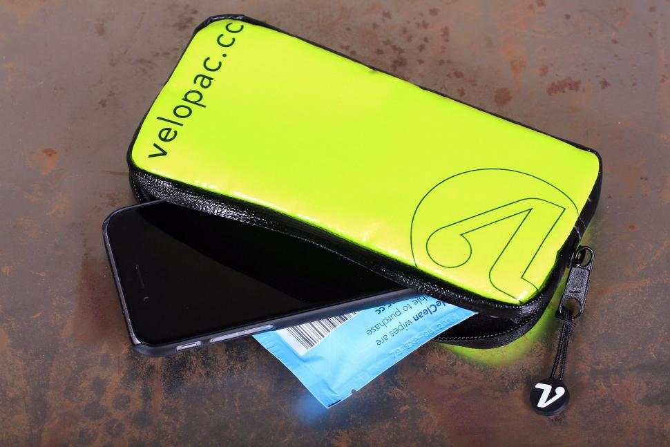 Velopac RidePac V1-1 DayGlo Yellow - contents.jpg