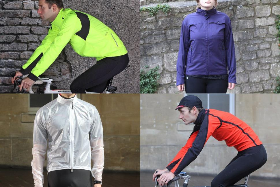 20 of the best 2017 waterproof cycling jackets — wet weather ...