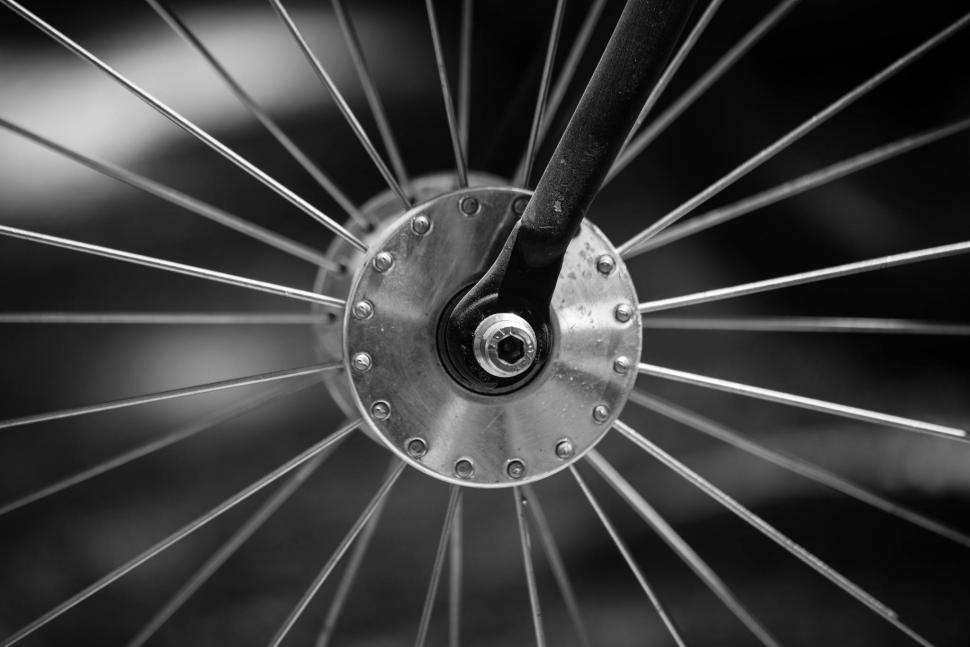 Wheel by Robert Couse-Baker CC-BY 2.0 Flickr