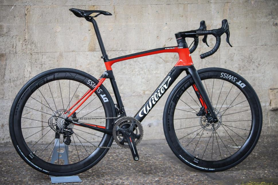 First Look Wilier Cento10ndr Road Cc