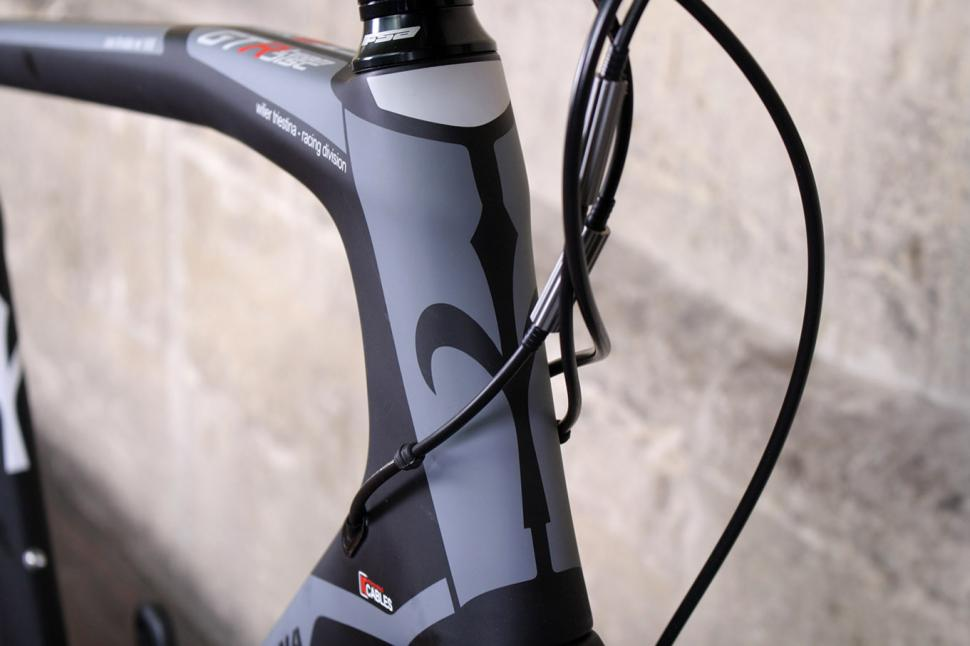 Wilier GTR Team Disc - head tube badge.jpg
