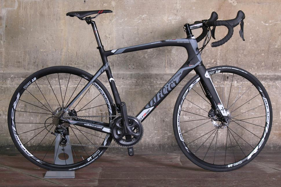 Just In Wilier Gtr Team Disc Ultegra Road Cc