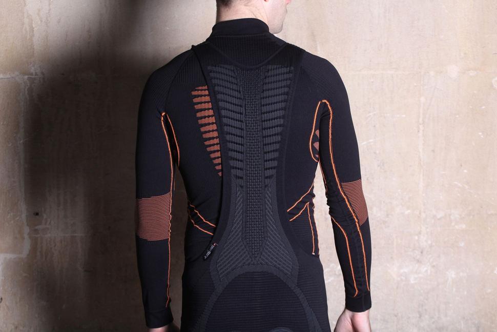 X-Bionic The Trick Biking Pants Pants Long - straps back.jpg
