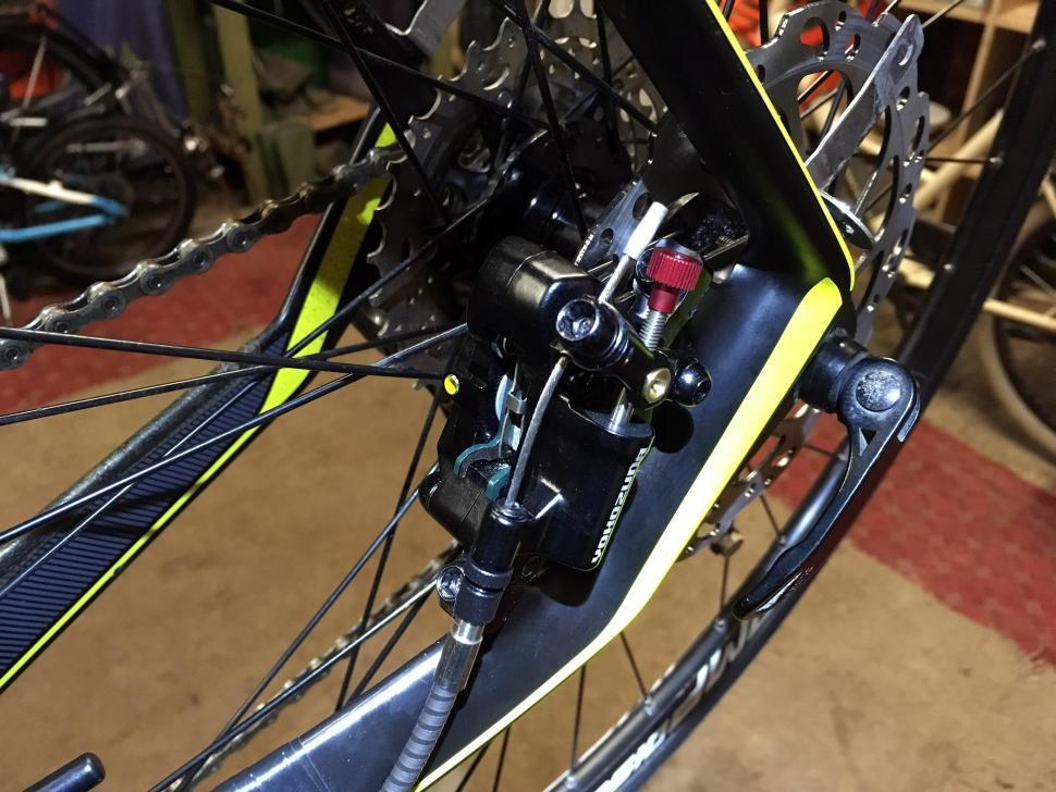Yokozuna Motoko Disc Brake - fitted 3.JPG