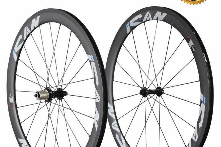 50mm carbon wheelset