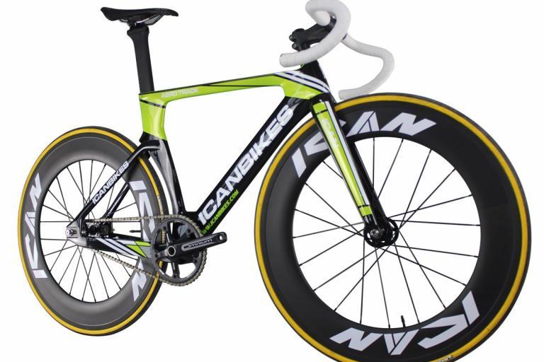 carbon track bike