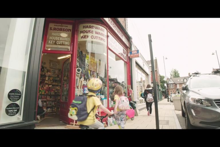 Acorn Hardware, Jesmiond (Sustrans YouTube video still).png