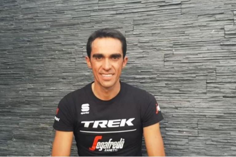 Alberto Contador retires
