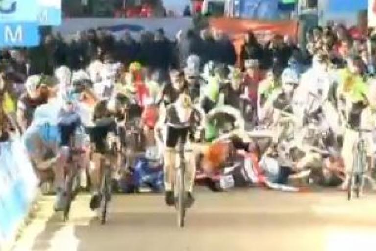 Belgium U23 Cyclo-cross huge crash video still.JPG