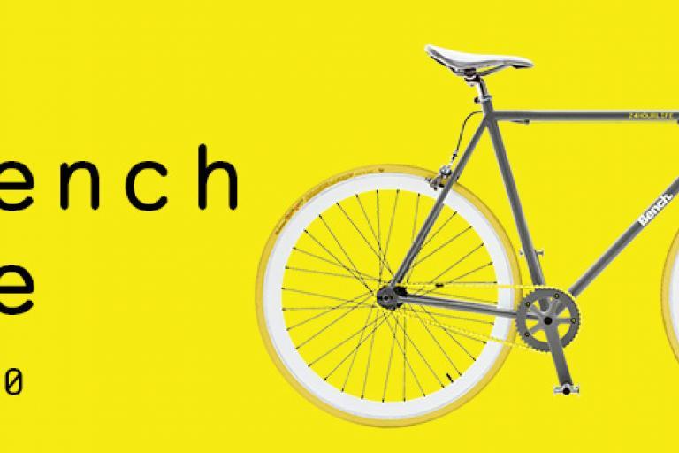 Bench Bike