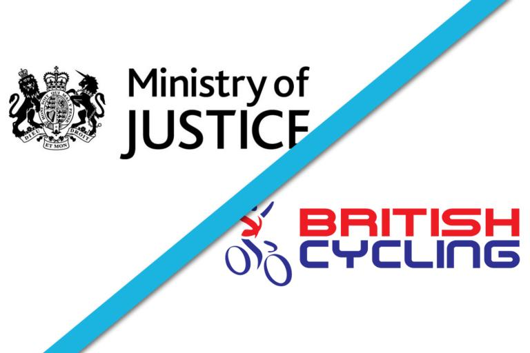 British Cycling - Ministry of Justice.png