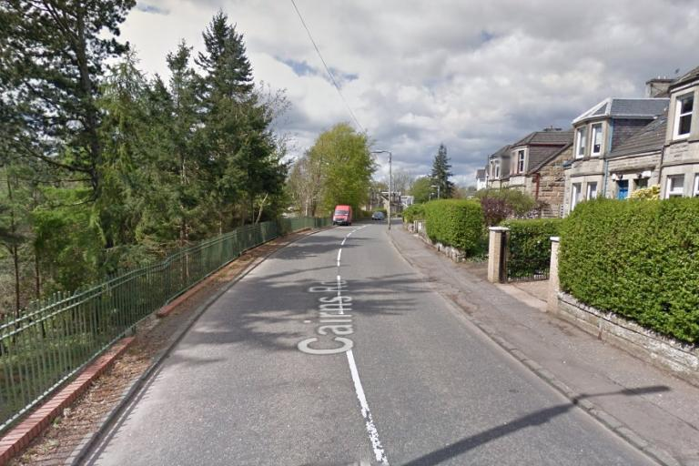 Cairns Road, Cambusland (taken from Google StreetView).jpg