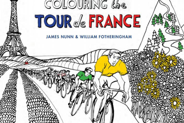 Colouring the Tour de France cover.PNG