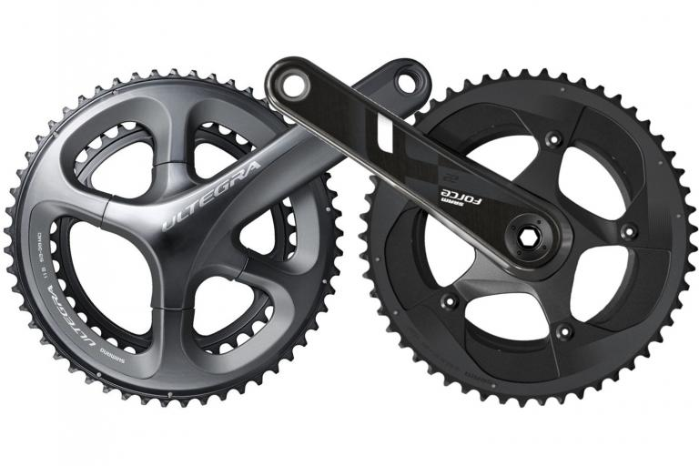 Ultegra v Force