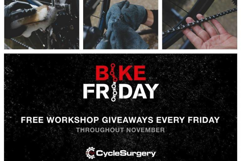 Cycle Surgerys Drivetrain Clean Bike Friday.jpg
