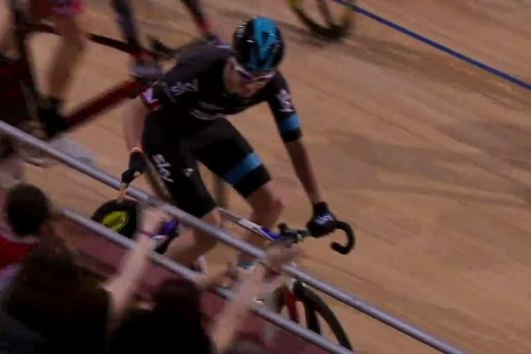 Geraint Thomas longest lap November 2015.JPG