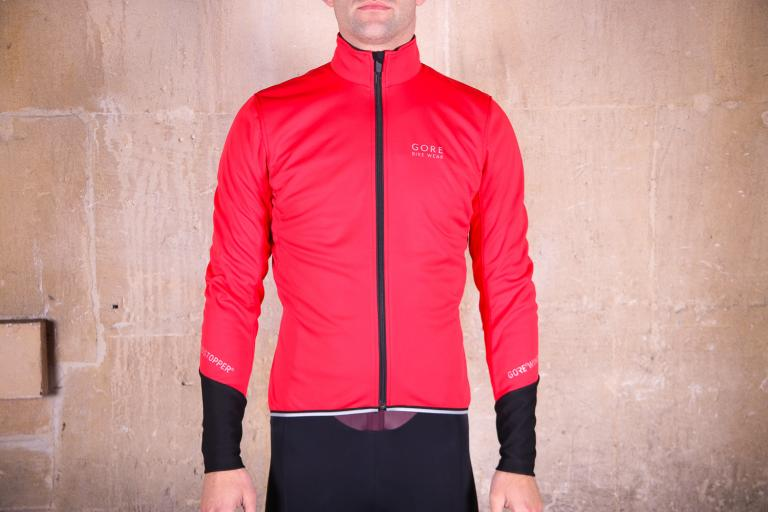 Review Poc Fondo Splash Jacket Road Cc
