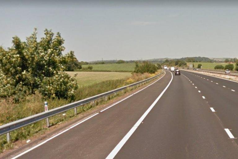Hard shoulder of the M5 (via StreetView).jpg