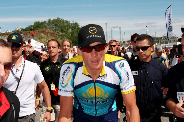 Tour de France 2009: Lance Armstrong  ©Photosport International