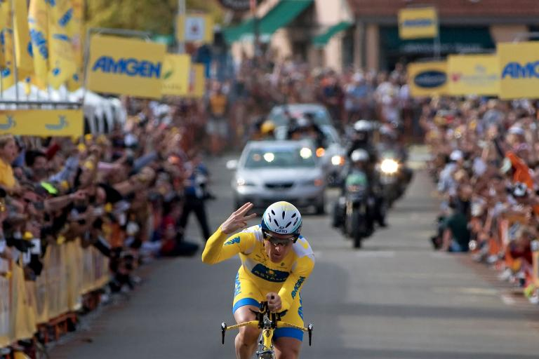 ToC Stage 6: Leipheimer wins TT (Pic courtesy of Photosport International)