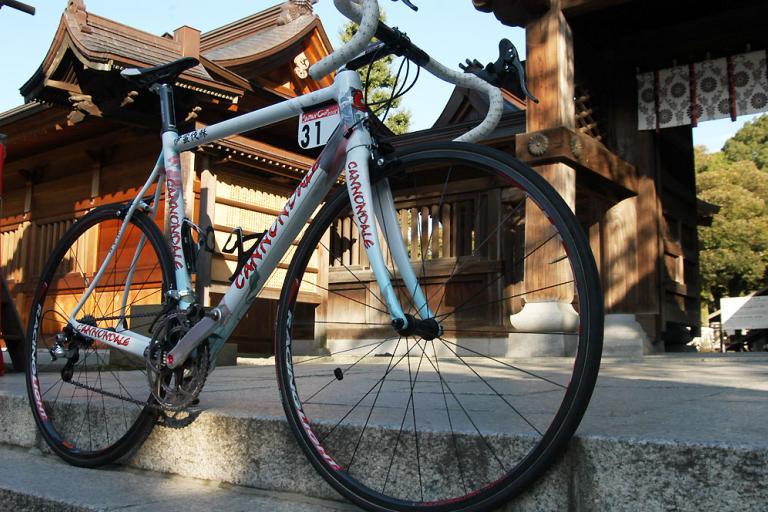 Ivan Basso's Cannondale SuperSix