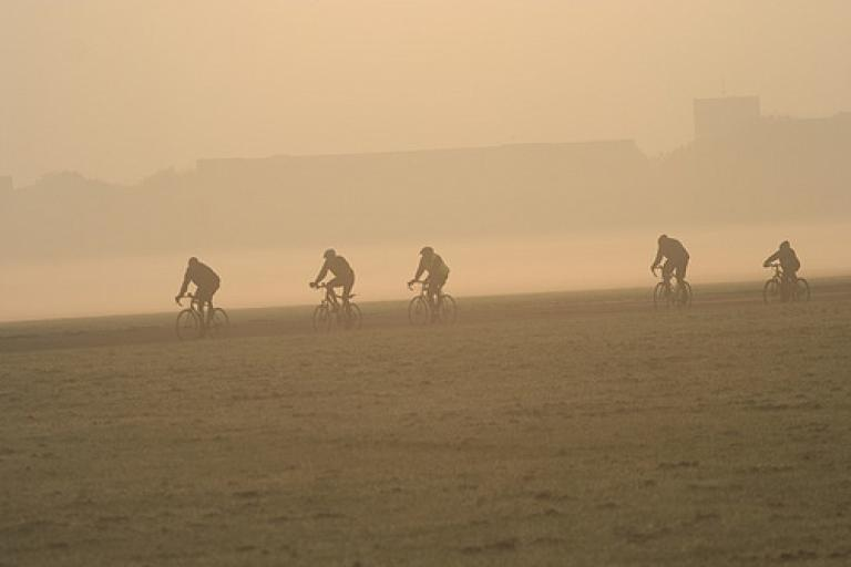Riders on the dawn