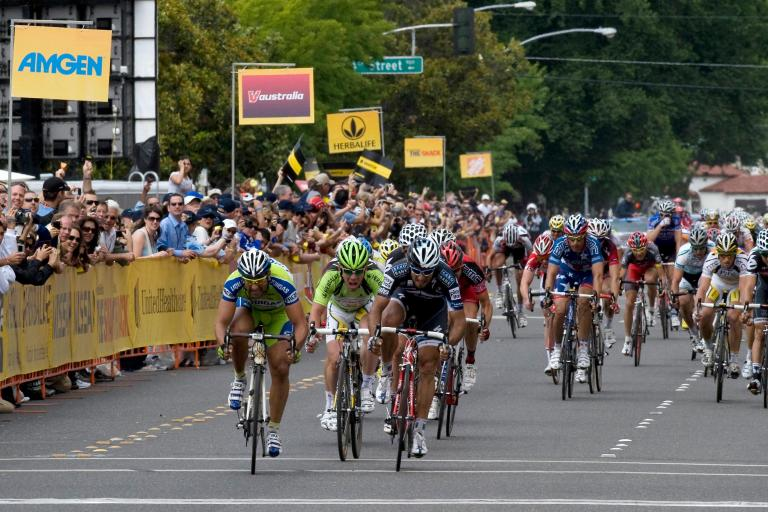Chicchi wins 4th stage of Amgen Tour of California / Photosport International