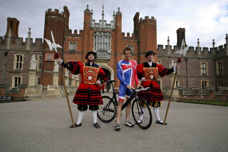 Alex Dowsett at Hampton Court (picture- LOCOG).jpg
