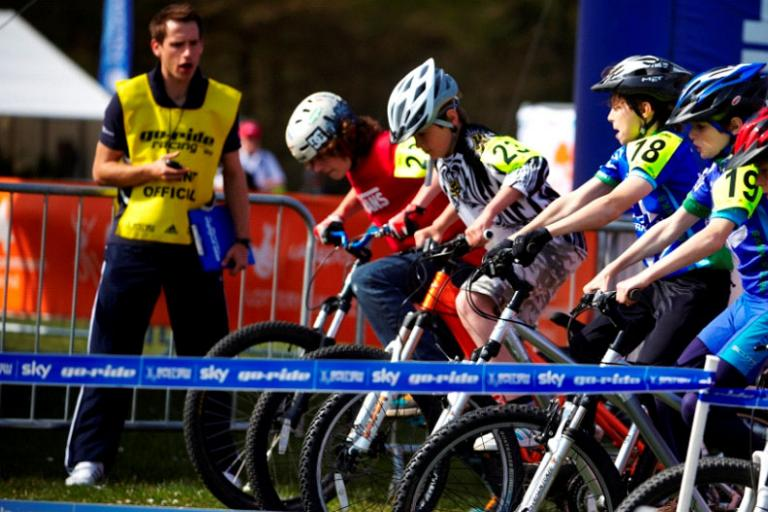 British Cycling Go Ride Racing scheme